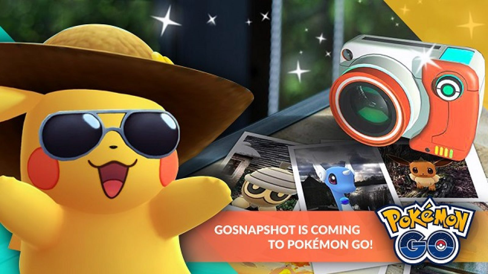 How To Usage The New Snapshot aspect In 'Pokémon GO'