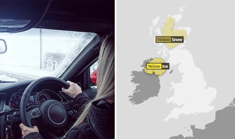 Due to the Issue of Yellow Weather alert by the Met Office, the Drivers were advised to travel safely