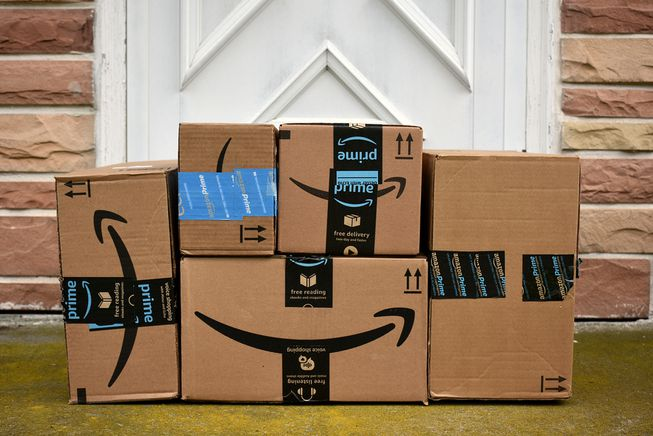 Amazon's most recent program to control emissions? One conveyance day for every house, every week