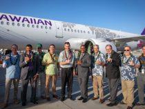 Hawaiian Airlines Inaugurates Longest U.S. Household Route, CEO Talks Future Plans