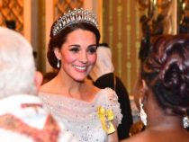 Queen Honors Kate Middleton on wedding anniversary