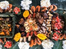 Kamayan Feast carries a taste of Filipino culture to Madison without forks