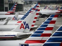American Airlines claims it was their personal stench . A couple affirms they were commenced a flight in view of their religion