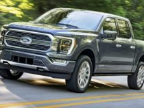 This is what Ford's new F-150 display and infotainment system resembles