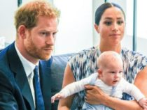 Duke and Duchess of Sussex Harry and Meghan sue over 'toddler' pictures of child Archie