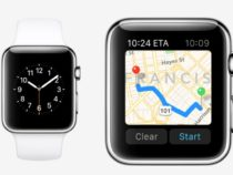 In the wake of pulling it three years back, Google reintroduces Maps for Apple Watch