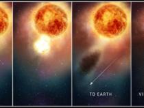 NASA telescope reveals the reason for Betelgeuse's strange dimming