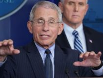 Dr. Fauci just gave us some entirely alarming news about coronavirus immunizations