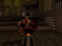 The uncommon arcade variant of 'Quake' is currently playable on PC