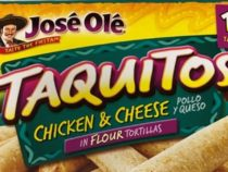USDA issues general wellbeing alert on solidified taquitos and chimichanga items