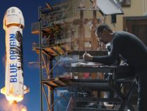 For future moon missions, NASA trial-fires its SLS megarocket accelerative