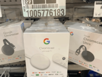 The Home Depot is selling latest Google Chromecast that hasn't been reported