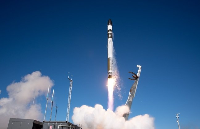 First New Zealand-made operational satellite sent into orbit, Rocket Lab says