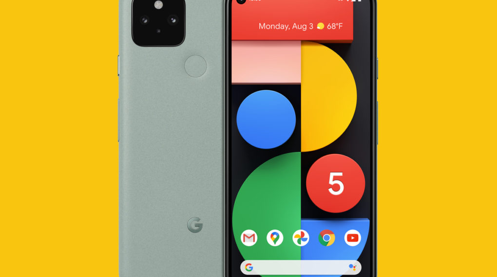 Pixel 4a 5G to unveil in India on October 9