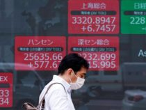 Worldwide Markets: Asia's COVID-19 control tempers worldwide stock selloff, U.S. prospects bounce
