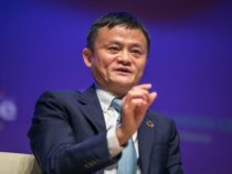 From China's business top table , how Jack Ma missing his place
