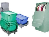 5 Benefits Of Using Plastic Moving Boxes