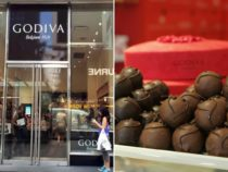 Godiva is shut down the entirety of its stores in the United States