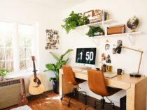 5 best ideas to embellish your home office and work from home in style