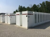 Tesla is developing a 100MW energy storage project in Texas