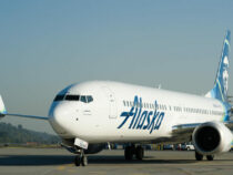 Alaska Airlines to give new Boeing 737-9 MAX airplane in service Monday