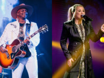 ACM Awards 2021: Gabby Barrett, Jimmie Allen crowned new artists of the year