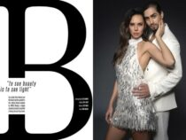 Top Model Shon Balaish and Ravit Asaf landed a new international campaign