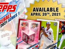 Topps is launching official first NFT baseball cards series on April 20th