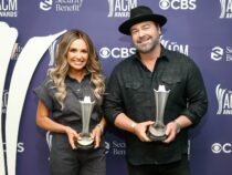 """ACM Awards 2021: Carly Pearce and Lee Brice win the single of the year for """"I Hope You're Happy Now"""""""