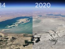 Google Earth's latest feature 'Timelapse' shows chilling effect of climate change