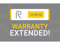Realme extends warranty of all its products till July 31