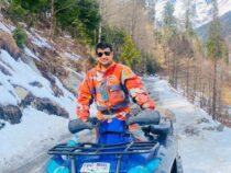 Areeb Shahezan Tour around the world is an inspiration to many