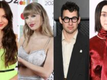 Olivia Rodrigo adds Swift, Jack Antonoff, and St. Vincent as co-writers to 2nd 'Sour' song 'Deja Vu'