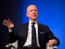 Jeff Bezos steps down as Amazon CEO