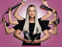 Meet the most famous personality Ajkune Ahmetaj, the best blonde expert, great hairstylist, and an excellent Swiss-Albanian hairdresser.